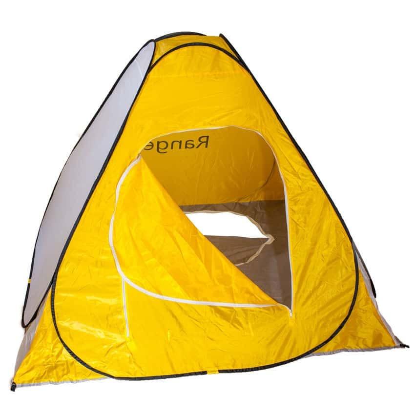 Всесезонная палатка-автомат для рыбалки Ranger winter-5. Палатка туристическая. Намет туристичний