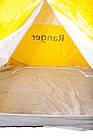 Всесезонная палатка-автомат для рыбалки Ranger winter-5 weekend. Палатка туристическая. Намет турист, фото 4