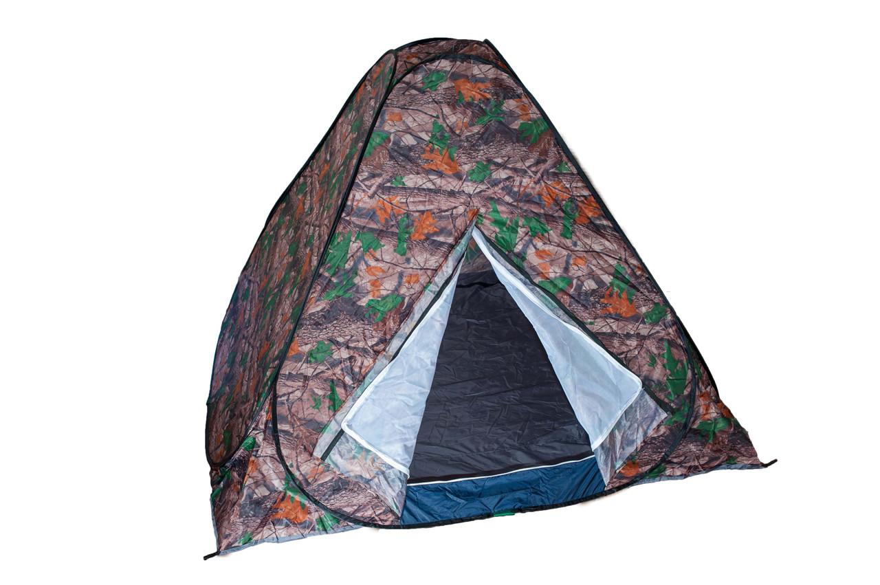 Всесезонная палатка-автомат для рыбалки Ranger Discovery. Палатка туристическая. Намет туристичний