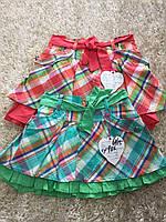 Спідниця для дівчаток оптом розміри 116-140р, S&D, арт.CY-986