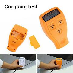 Тестер толщины покрытия. Car Paint Tester GM200. Измеритель толщины краски авто. Толщиномер.