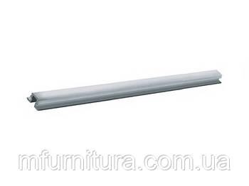 Направляющая к раздвижной системе PLASTIC / алюминий 2,5 м