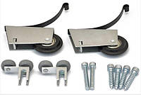 Комплект роликов к алюминиевой раздвижной системе