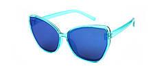 Солнечные очки детские с голубыми линзами Reasic