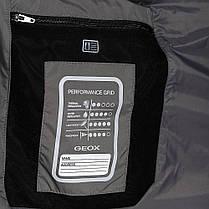 Демисезонная мужская куртка Geox M5421G TITANIUM, фото 3