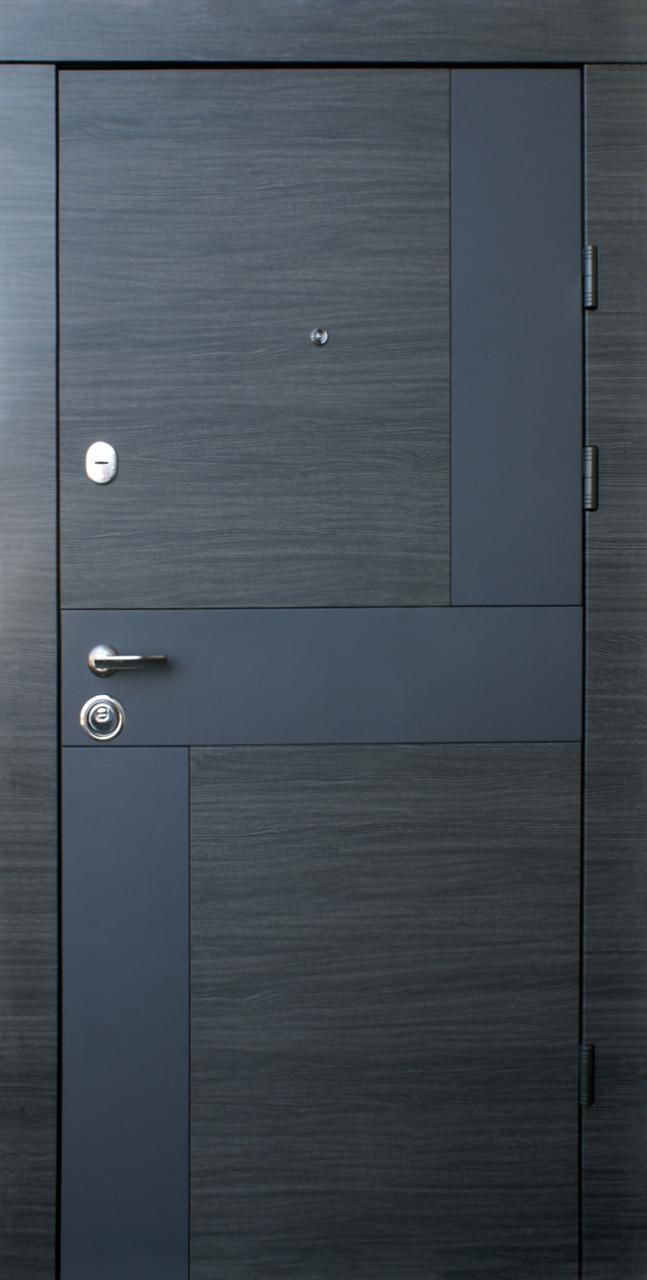 Двери квартирные, QDoors, модель Стиль М, комплектация Премиум,замки KALE