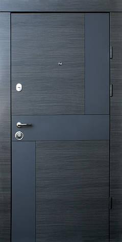 Двери квартирные, QDoors, модель Стиль М, комплектация Премиум,замки KALE, фото 2