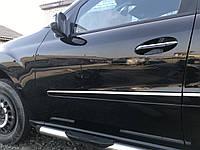 Молдинг двери передний левый Mercedes w164 x164