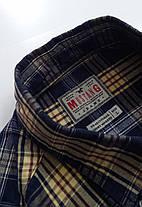 Мужская фирменная рубашка MUSTANG в клетку Размер L, фото 2