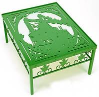 Декоративная мебель - фигурный стол