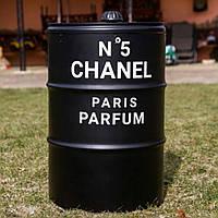 Мусорный бак Шанель 60 литров, бочка CHANEL N°5 лофт