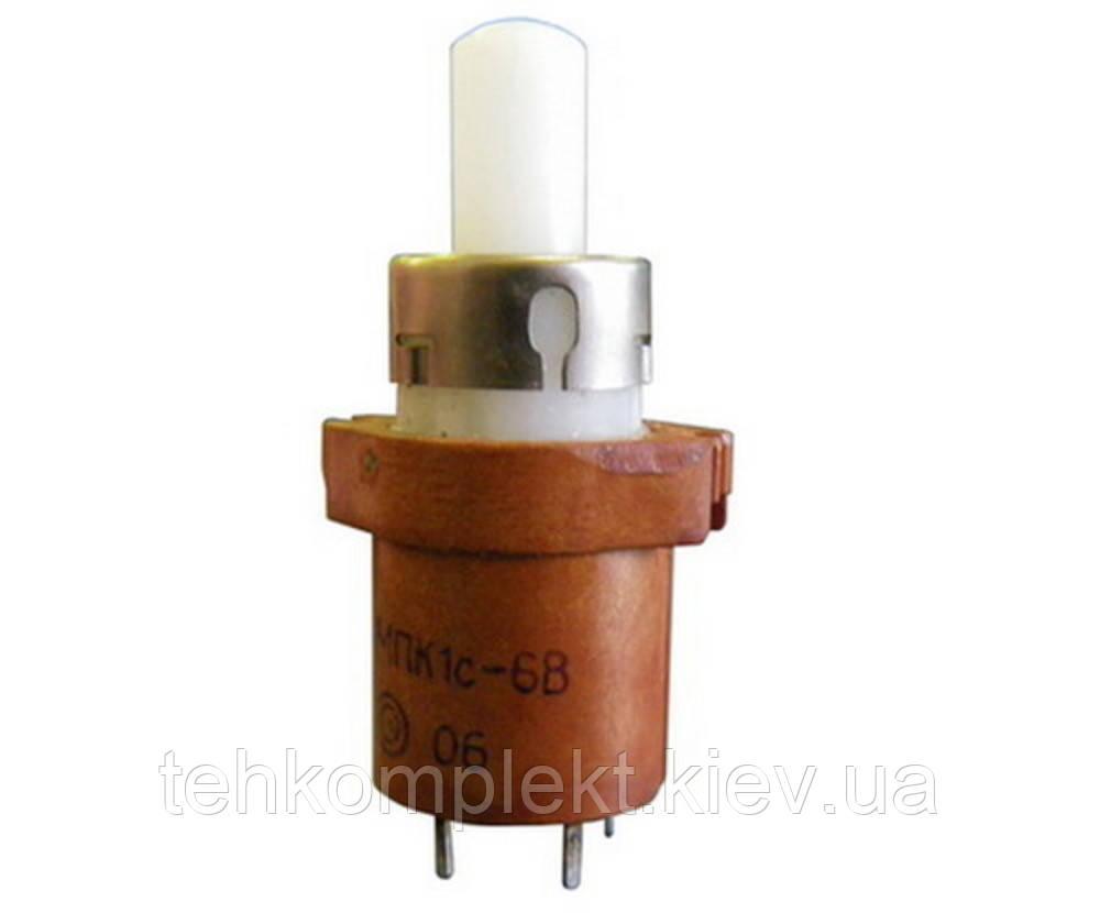 МПК1С-6В кнопка