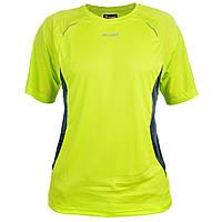Спортивная  мужская футболка Elbrus Saltos GREEN