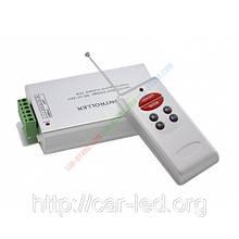 Контролер однозональный RF RGB 12А (6 buttons)