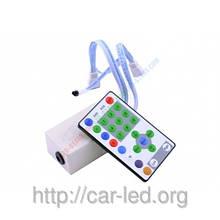 Контролер однозональный IR RGB 12А RW 3LED (27 buttons)