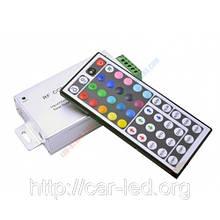 Контролер однозональный IR RGB 12А (44 buttons)