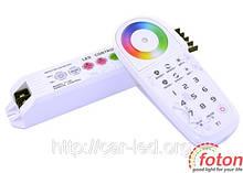 Контролер однозональный RF RGB 18A (Touch) + PRG