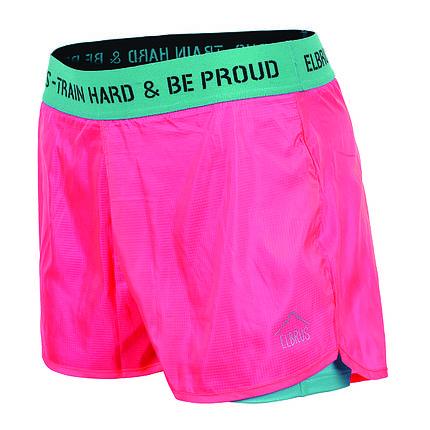 Спортивные шорты женские Elbrus Ancora Wos PEACH, фото 2