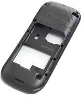 Оригинальная Средняя часть корпуса для Samsung E1200, Samsung E1202, черный (Б/У)