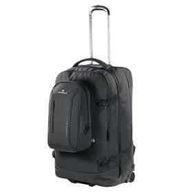 Сумка-рюкзак на колесах Ferrino Cuzco II 80 Black