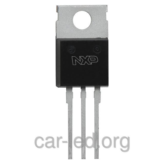 BT136-600E симистор (NXP-Philips)