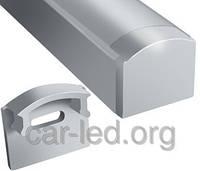 Заглушка для алюминиевого профиля ЛПС-12
