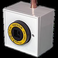 Розетка газовая, в корпусе, вакуум - DIN - пневматическая 10 мм