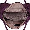 Сумка дорожная de esse BV09755-06 Фиолетовая, фото 4