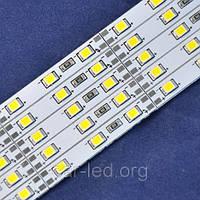 Алюминиевые  LED линейки S2835-72NW (18W) 1650 Lm  IP20
