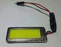 Светодиодная матрица 3,6W(260Lm) 22*52mm high power