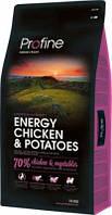 Profine (Профайн) Energy Chicken Корм для собак с повышенной энергией с курицей 15 кг