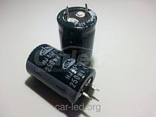 470mkf - 250v  mini HJ 22*35  SAMWHA, 85°C