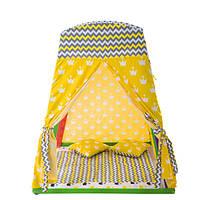 Игровая палатка для спорт уголка Домик - 3