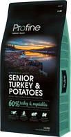 Корм для пожилых собак Profine(Профайн) Senior Turkey 15 кг