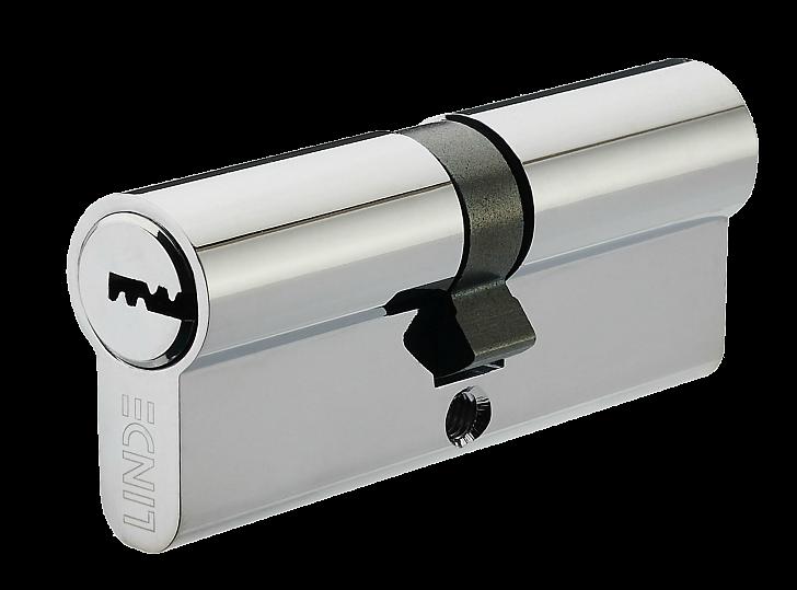 A6P45/45 CP Цилиндр перфорированный ключ/ключ
