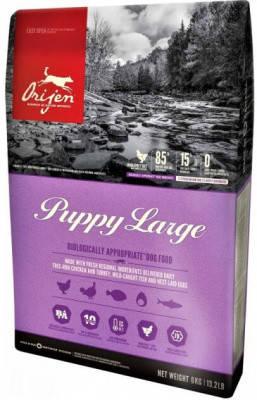 Orijen (Ориджен) Puppy Large Breed Корм для щенков крупных пород 11,4 кг, фото 2