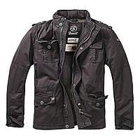 Мужская зимняя куртка Brandit Winter Jacket BLACK