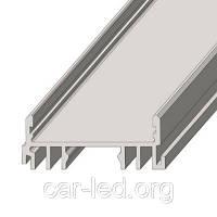 Алюминиевый профиль  ЛСС  для светодиодных лент