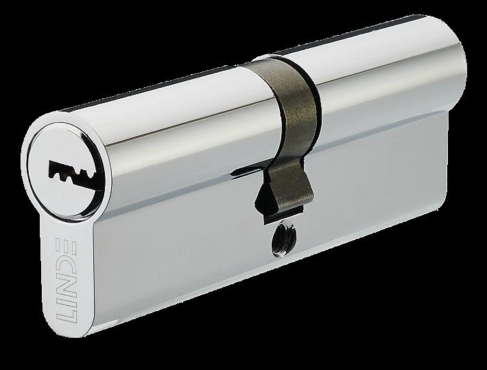 A6P30/40 CP Цилиндр перфорированный ключ/ключ