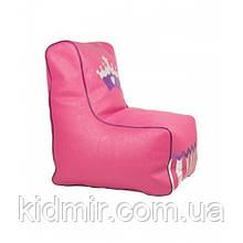 Кресло мешок бескаркасное детское Корона Tia Sport