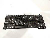 Клавиатура для ноутбука OEM MSI VR330X RU черная нкц