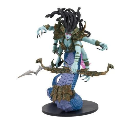Статуэтка WOW World of Warcraft Lady Vashj Варкрафт Леди Вайши DC4 Figure