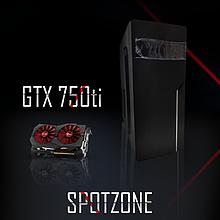 Игровой ПК Intel Core i5 2500, GTX 750ti 2Gb, DDR3 8Gb