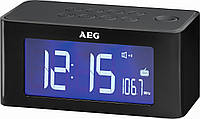 Радиочасы AEG MRC 4140 черные