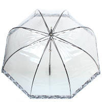 Складной зонт Fulton Зонт-трость женский механический FULTON (ФУЛТОН) FULL866-photo-rose