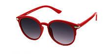 Очки от солнца для девочек красивые красные Reasic