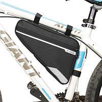 Велосипедная сумка-бардачок под раму B-SOUL 2.9L черная