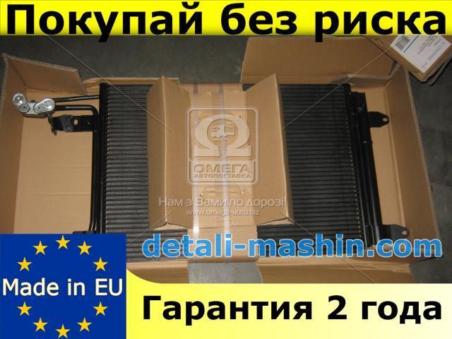 Конденсатор кондиционера SKODA OCTAVIA 04-, VW CADDY 04- , GOLF V, VI (TEMPEST)
