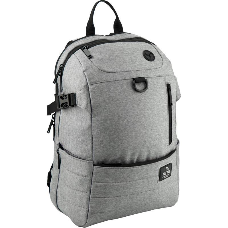 Рюкзак для мiста Kite City K19-876L