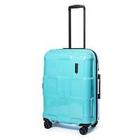 Чемодан Epic Crate EX Solids (M) Radiance Blue, фото 1